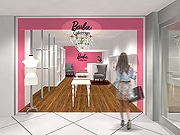 天神コアにファッションドール「Barbie」ショップ 直営1号店