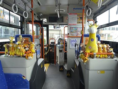 福岡市動物園がGW期間中に「ZOOバス」を運行