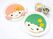 福岡パルコにコラボカフェ オープニングは「キキ&ララカフェ」