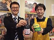 東日本大震災から5年 天神の「みちのく夢プラザ」で被災地応援