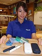 フィリップモリスジャパン、天神に加熱式たばこ「iQOSストア」 九州初出店
