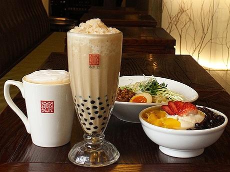 天神地下街で台湾カフェ「春水堂」がオープン