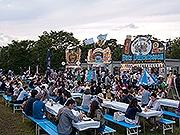 福岡・舞鶴公園で「オクトーバーフェスト」 55種のドイツビールが一堂に