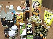 天神でユズ商品集めた「ゆず博」 熊本在住タレント・井上晴美さんも来場