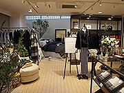 天神に昭和西川×UAの寝具ブランド「スタイル フォー リビング」 九州初出店
