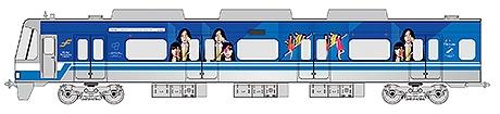 Perfume、福岡市地下鉄とコラボ企画