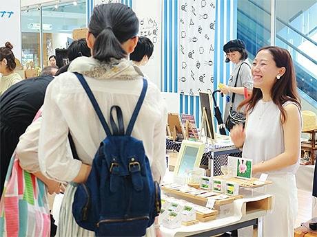 福岡パルコで雑貨イベント「ミンネとパルコのミエルツアー FUKUOKA」が開催