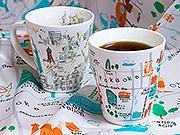 天神・イムズに福岡発雑貨店 福岡の街並み描く雑貨を展開