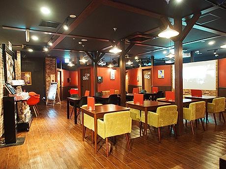 天神に「なぞともCafe福岡天神店」がオープン