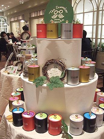 古賀茶業、福岡三越にスタンドカフェ併設の「こが茶」 若年層向け商品も