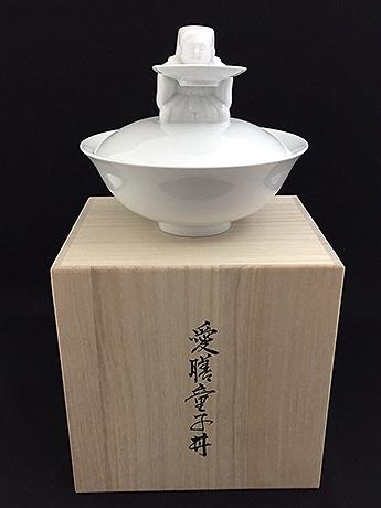 博多人形×有田焼のコラボ「丼」 天神で限定販売