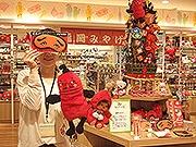 天神の雑貨店に「福岡みやげコーナー」 明太子キャラの雑貨など250種