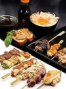 大名に料理店「焼きもの家」 京風焼き鳥と焼き肉をメインに