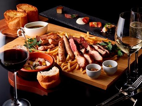 ホテルニューオータニ博多の「カフェ&レストラングリーンハウス」が平日夜限定でビストロ営業を開始