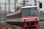西日本鉄道、電車8000形が「さよなら運行」 貸し切りラストランも
