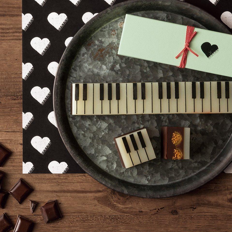 ジャズとようかん×green bean to bar chocolateのコラボ商品「ジャズ羊羹chocola-greenedition」
