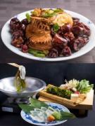 福岡市内飲食5店で「しものせき海響の恵みフェア」 下関市の食材をPR