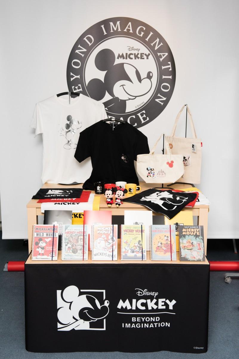 福岡パルコにミッキーマウス期間限定ショップ(他会場の様子)©Disney
