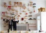 天神でフィンランドのデザインユニットが企画展 九州伝統工芸とのコラボ作品など展示