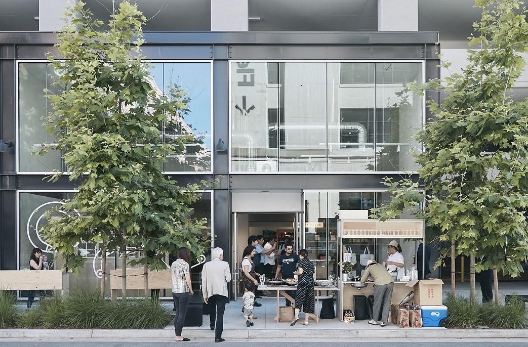 福岡の文具・雑貨メーカー「ハイタイド」が海外初出店 「HIGHTIDE STORE DTLA」店舗外観