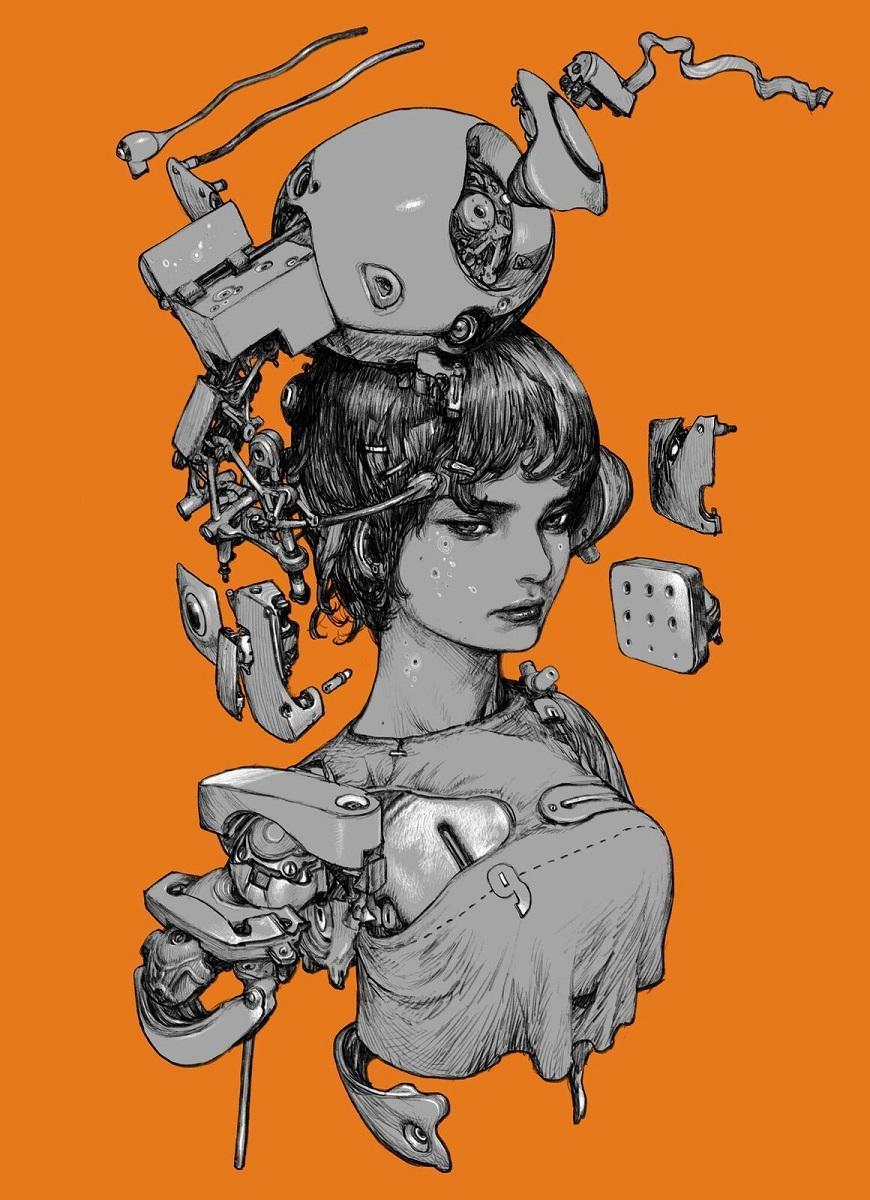 イタリア会館・福岡で漫画家・イラストレーター寺田克也さん九州初個展