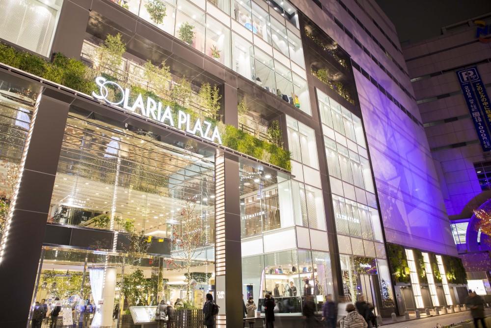 ソラリアプラザ、地下1階を中心に6店舗新装
