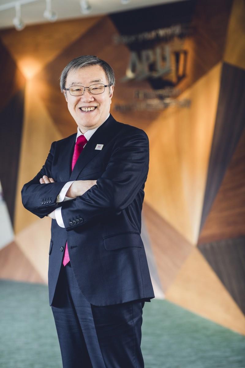 立命館アジア太平洋大学(APU)の出口治明学長