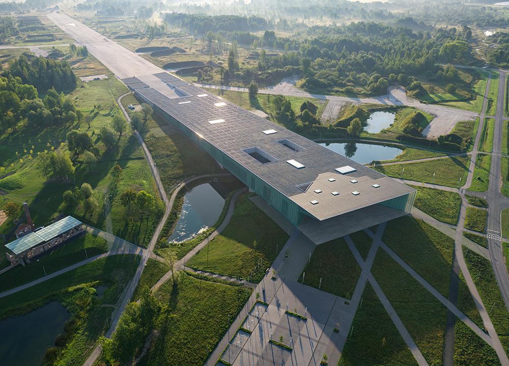 〈エストニア国立博物館〉タルトゥ 2006-16 photo:Propapanda / image courtesy of DGT.