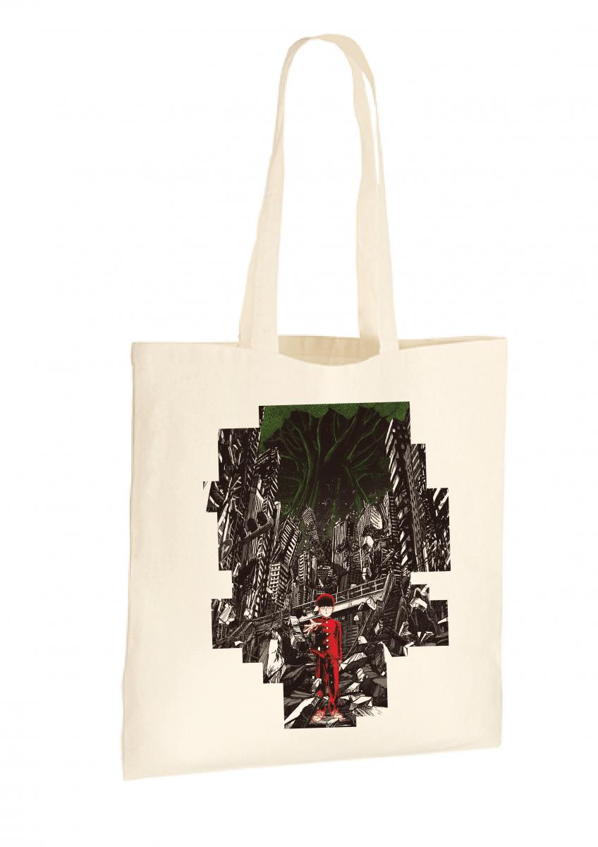 展覧会記念商品のトートバッグ ©O,S/M 2019