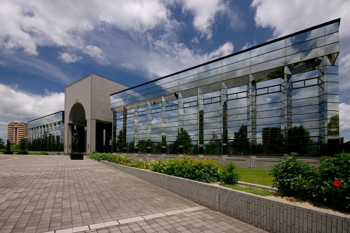 福岡市博物館 (写真提供:福岡市)