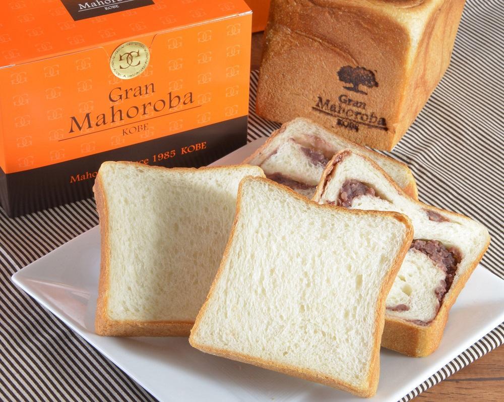 読売テレビが選んだ「ブーランジェリー グランマホロバ」の「神戸 王様のカシミヤ食パン」