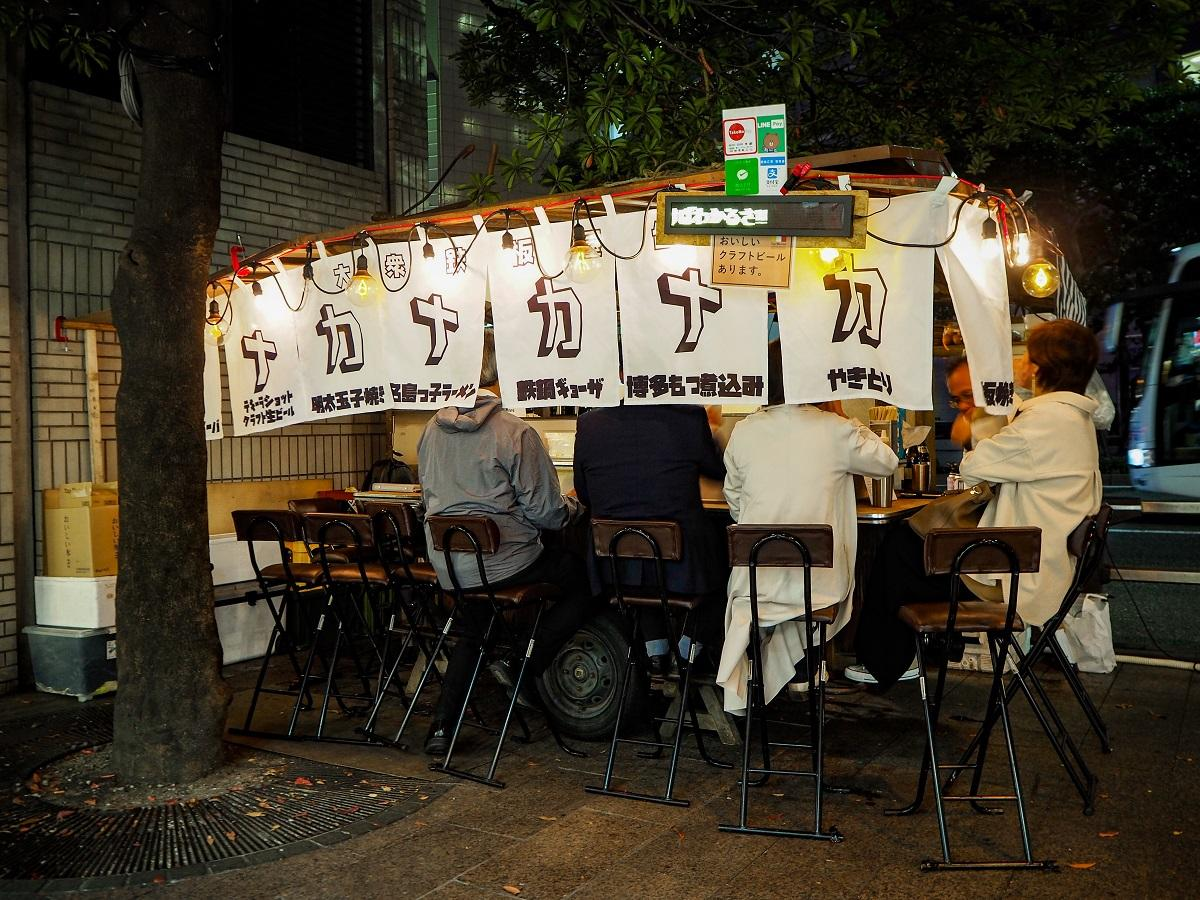 屋台「ナカナカナカ」(画像:福岡市提供)