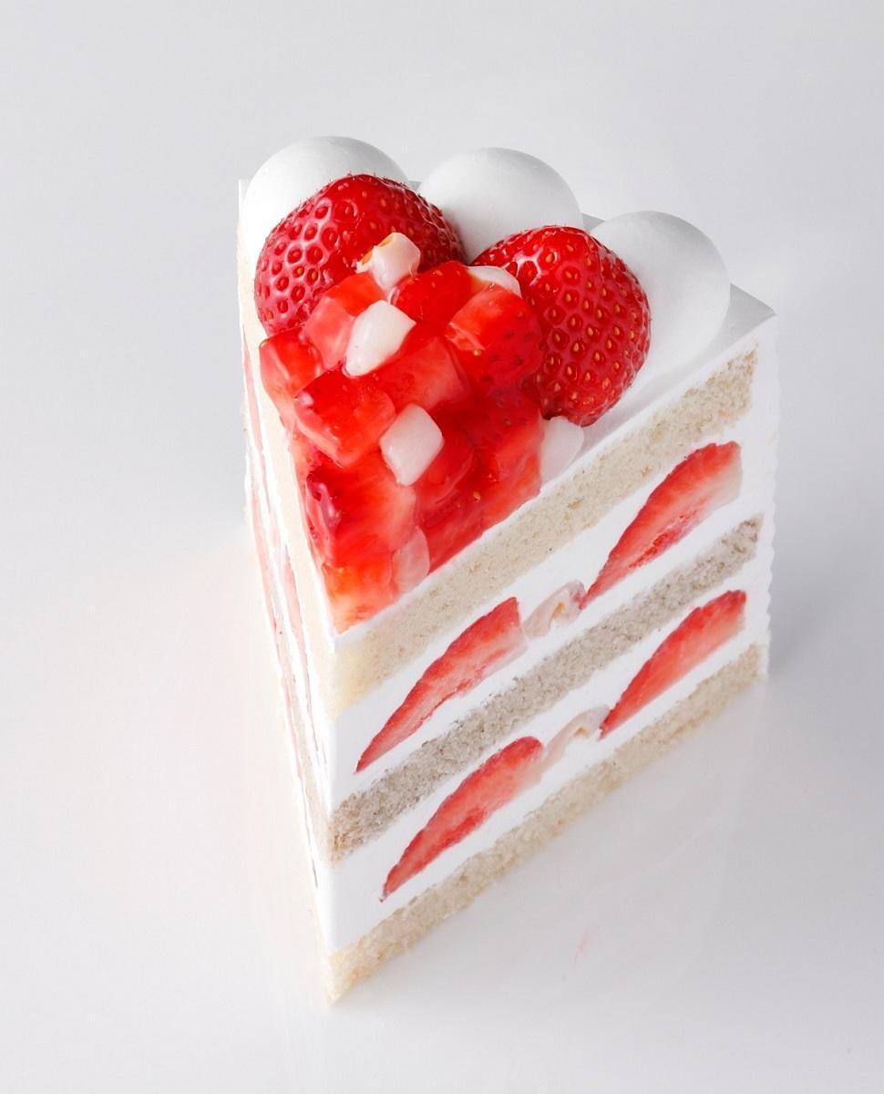 「新エクストラスーパーあまおうショートケーキ」
