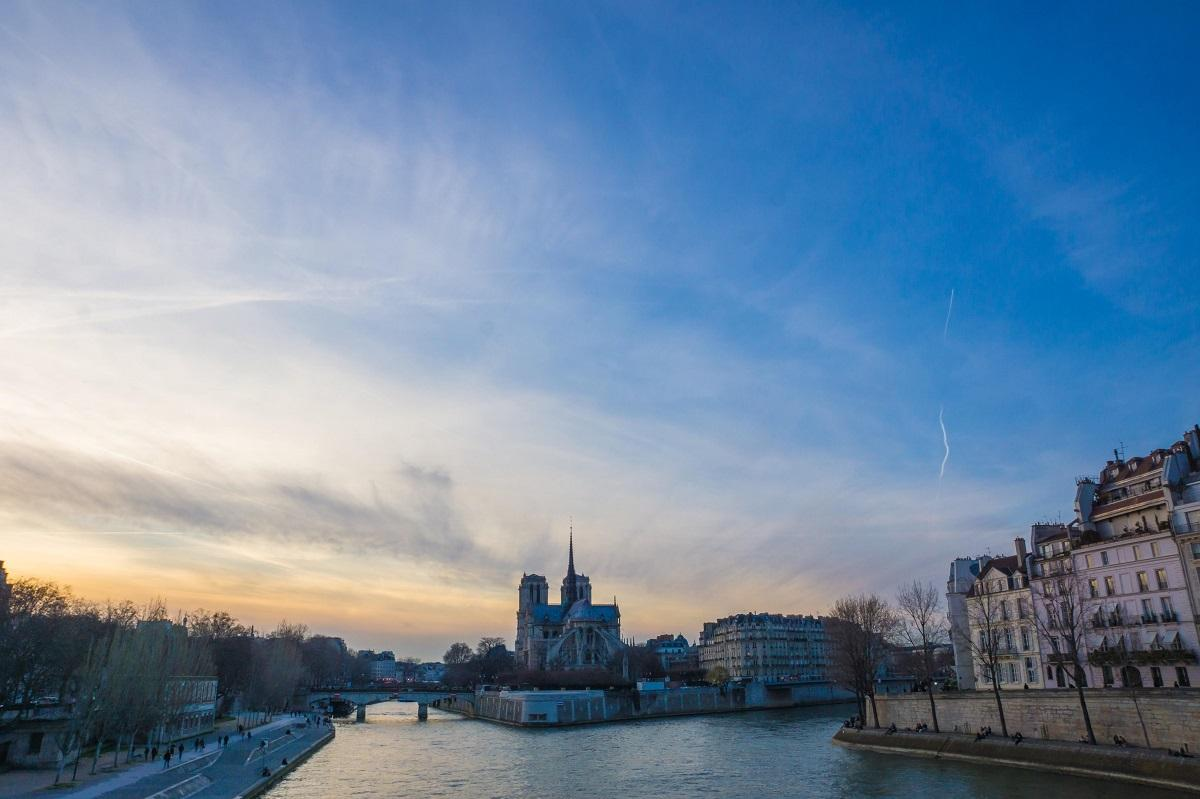 パリの風景 © Hisamichi Morita