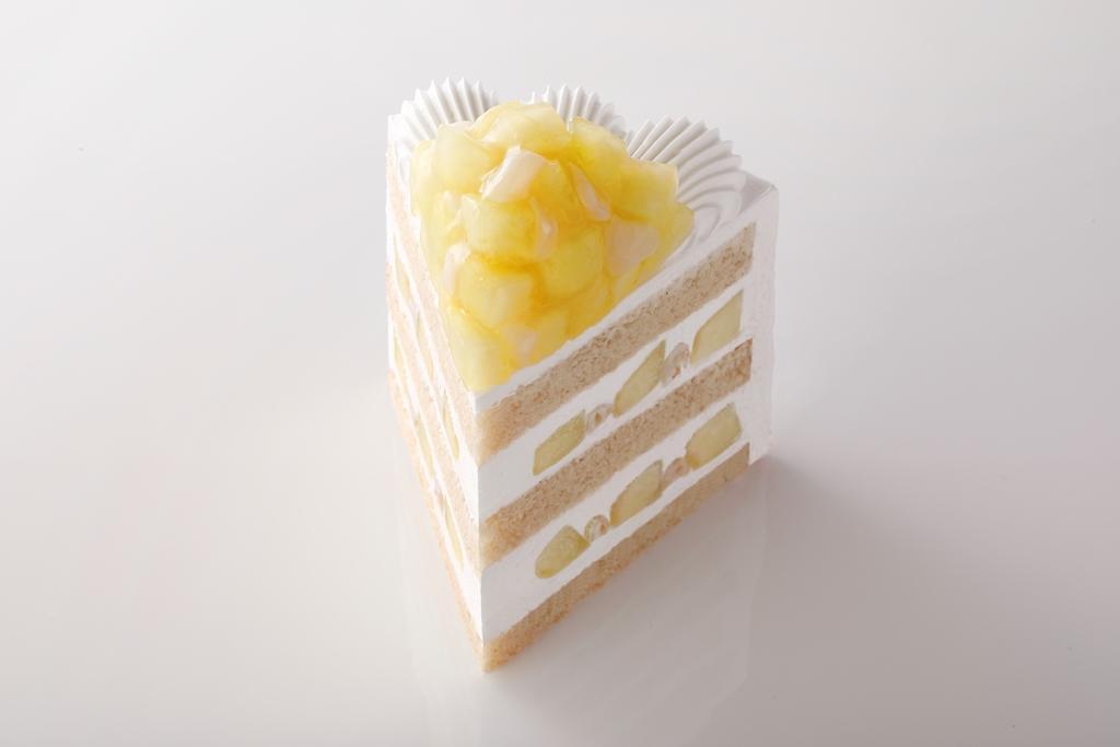 「新エクストラスーパーメロンショートケーキ」
