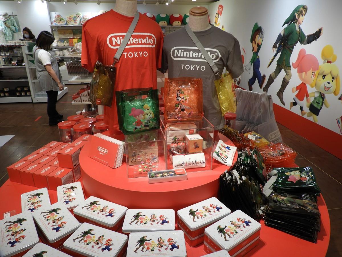 ポップアップストア「Nintendo TOKYO POP-UP STORE」