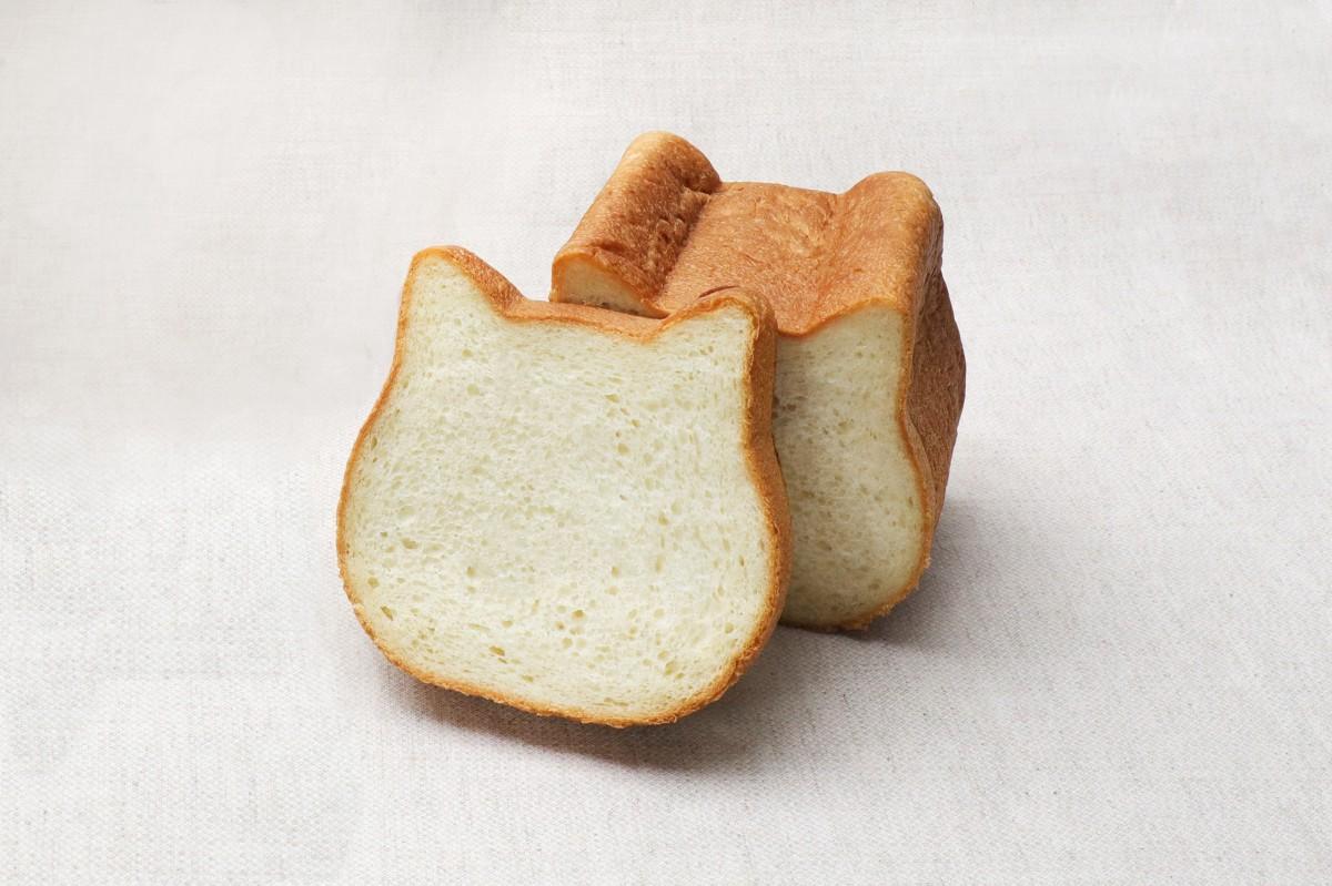 食パン アンティーク ねこねこ