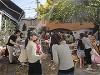 福岡の薬院エリアで蚤の市「てんてん市」 空きスペースを活用