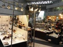 天神で「天草陶磁器展」 7つの窯元がコーヒーカップや食器、花器など展示販売