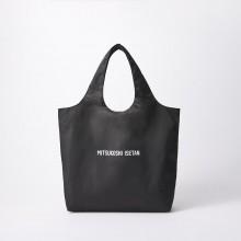 岩田屋三越、オリジナルコンパクトバッグと食品用の紙製買物袋を販売