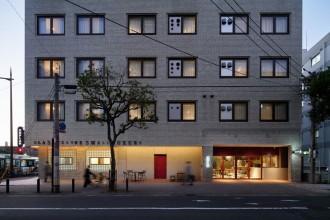 福岡にホステル「UNPLAN Fukuoka」 三菱地所レジデンスのビル再生事業活用で