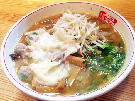 徳島・幟町に「支那そば 二朗麺」- 閉店した老舗「よあけ」の味受け継ぐ