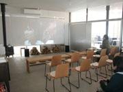 徳島・神山サテライトオフィスで「産土」上映会-シンポジウムに先駆け公開