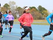 徳島でランニングイベント-元日本代表・市橋有里さんがアドバイスも