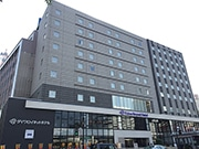 徳島駅前にダイワロイネットホテル レディースルームも
