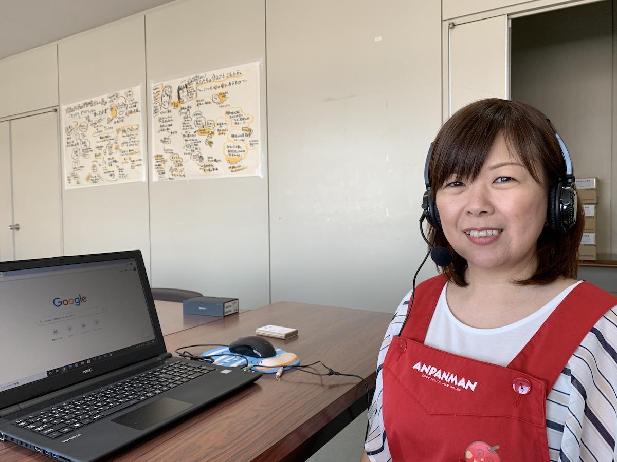 徳島ファミリー・サポート・センター所長の小川さん