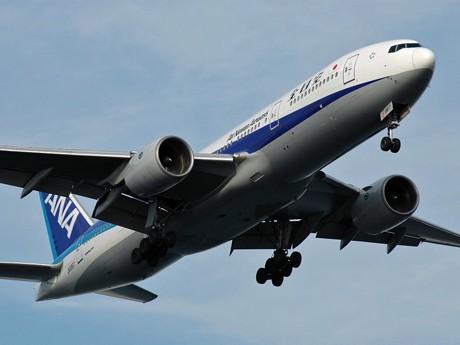 羽田空港を出発するANA航空機(参考画像) 撮影=©Jun Matsumoto
