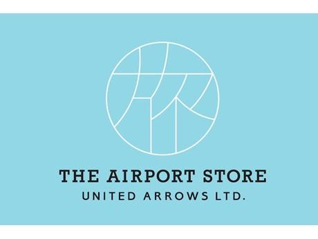 ユナイテッドアローズの新店舗ブランド「THE AIRPORT STORE UNITED ARROWS LTD.」のロゴ 画像=ユナイテッドアローズ