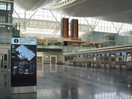 羽田空港国際線ターミナル(参考画像)