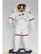 宇宙服のレプリカ